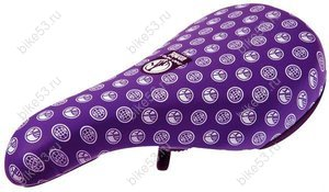 Седло  Mankind Neworld Royal Pivotal BMX PURPLE
