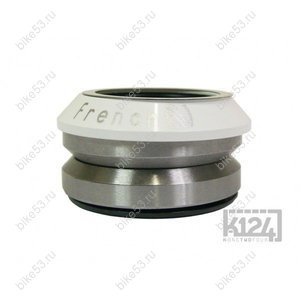 "Рулевая колонка 1 1/8"" French ID integrated headset White"