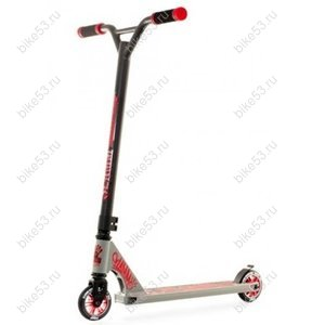 Slamm Urban Xtrm II Scooter Grey / Red 100мм