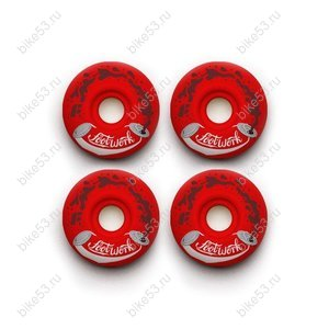 Колеса  Footwork RED CAN 54 mm  101A (форма Classic)