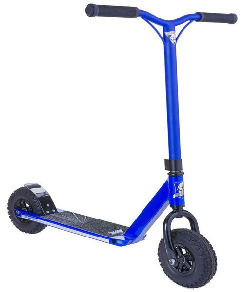 Самокат Grit Fluxx Dirt Scooter Blue / Satin Blue