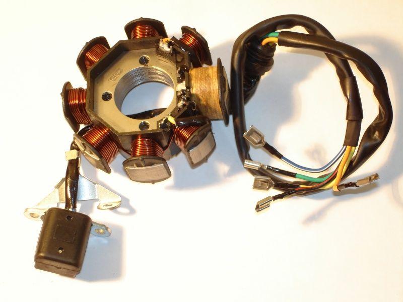этой фотоотчет как проверить генератор скутера использовании