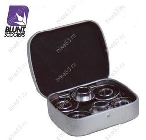 Подшипники Blunt ABEC9 bearings + spacers