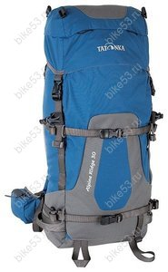 Рюкзак Tatonka Alpine Ridge 30 blue/grey (alpine blue/carbon)