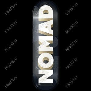 "Дека Nomad RESILIO LOGO BLACK DECK 8,125"" X 32"" MEDIUM"