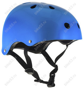 Шлем SFR Essentials Metallic Blue Helmet S/M