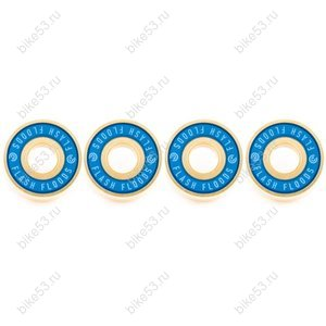 Подшипники River Flash Floods Abec 7 Bearing 4-Pack