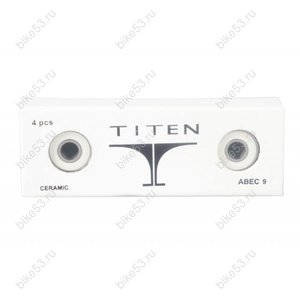 Подшипники TITEN Ceramic Bearings 4-pack