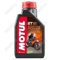 2Т MOTUL SCOOTER POWER Direct Injection FC синтетика 1литр