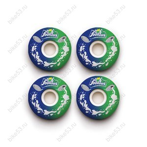 Колеса  Footwork GREEN CAN 51 mm  101A (форма Classic)