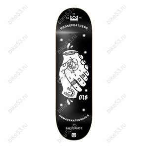 "Дека Nomad HANDSHAKE DECK NMD2  8"" X 31,4"" MEDIUM"