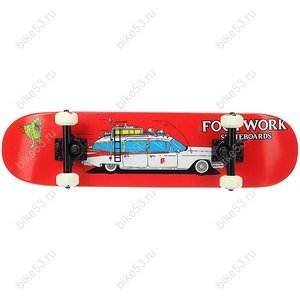 Скейтборд Footwork 18 SKATEBUSTERS 7.125 X 28.25 детский